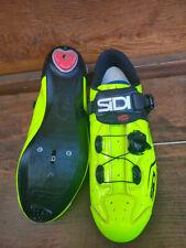 Chaussures velo route Sidi kaos 2 carbone TBE 43