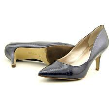 Synthetic Leather Animal Print Slim Heels for Women