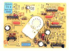 """Bildrohr-Platine Schneider 33422-61663 """"a"""" (Wafer Base,39885,TDA6101Q,08)TV4"""