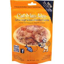 Cat-Man-Doo - Extra Large Dried Bonita Flakes 0.5oz - (Free Shipping in USA)