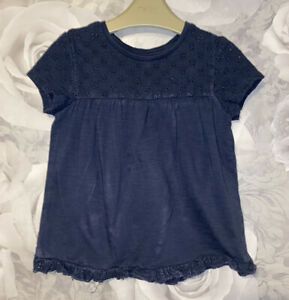 Girls Age 3-4 Years - Summer Top