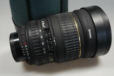 SIGMA EX DG 15-30mm 3.5-4.5 D Aspherical IF LENS for NIKON