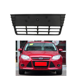 For 2012-2014 Ford Focus S SE Grill Center Lower Bumper Grille New