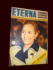 EVA PERON - Original Eterna Magazine Argentina - Unforgettable photos - EVITA