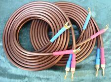 Van DEN HUL M.C ibrido d-352 2 x 2,50 metri loudspeaker cable made in EU