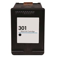 Refilled HP 301 Black Ink Cartridge HP301 CH561EE