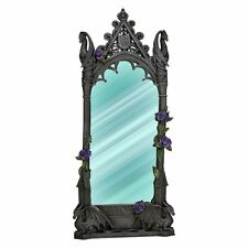 """Dragon Beauty Vanity Mirror by Anne Stokes 24"""" Tall"""