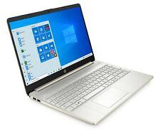 """New listing Hp 15-ef1076nr 15.6"""" Notebook Amd Athlon 3150U 2.40ghz 4Gb Ddr4 256Gb Ssd Win 10"""