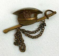 Vintage Us Army Officers Sweetheart Brooch
