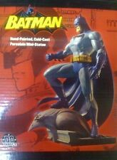 BATMAN HUSH Porcelain Mini STATUE JIM LEE Blue Gray Version DC Comics 1st ED New