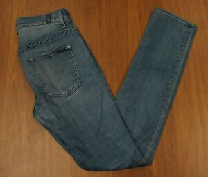 7 for all menkind Jeans LuxePerformance Skinny Paxtyn in Sunsoaked size28 219USD