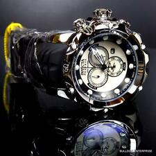 Invicta Reserve Venom Sea Dragon Gen II Black White Swiss MOP Polished Watch New