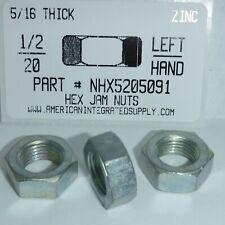 NUT HEX M16 LH LEFT HAND THREAD 921509901