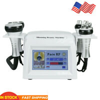 FDA 5 IN1 40K Cavitation Ultrasonic RF Radio Frequency Vacuum Body Slim Machine