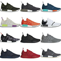 adidas Mens NMD_R1 Shoes Causal Boost 3-Stripes Fashion Sports Running Sneakers