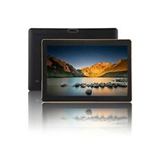 "SANNUO Tablet 10,1"" black Android 7 1280*800 Quad Core 2GB + 16GB Dual Sim 1367"