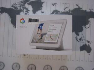 Google Nest Hub Smart Home Controll