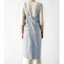 Pure Linen Apron for women kitchen customer aprons