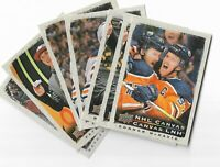 2020-21 Tim hortons hockey canvas card u pick from list #1-15 Mcdavid Crosby ++