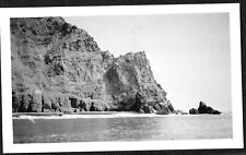 VINTAGE PHOTOGRAPH '10 COVE COASTLINE SANTA CATALINA ISLAND CALIFORNIA OLD PHOTO