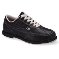 Dexter Turbo II Black/Khaki Men's WIDE Bowling Shoes