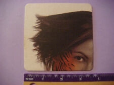 Beer Coaster >< EVERARDS Brewery Tiger Mania is Spreading ~*~ Leicester, England