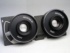 FED-STEREO block of Industar-81 lenses . EX!