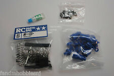 NEW! TAMIYA Holiday Buggy Bag B & F Blue F Shock Part, Front & Rear for DT-02