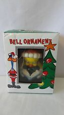 Tweety Bird 1995 Christmas Bell Ornament MIB #G721