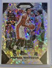 Hassan Whiteside *Disco* 2017-18 Panini Prizm #55 - Miami Heat