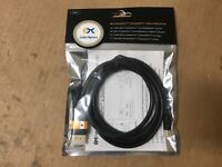 Cable Matters 6 ft Mini DisplayPort to DisplayPort Cable in Black SHELFPULL