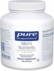 Pure Encapsulations - Men's Nutrients - 180 Capsules