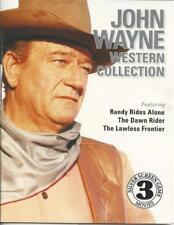 AMERICAN CLASSIC JOHN WAYNE WESTERNS SILVER SCREEN GEMS CLASSIC MOVIES DVD