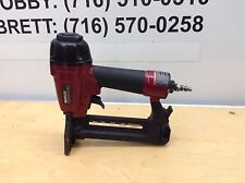 Portamatic 461A Pneumatic Flooring Stapler Air Nailer Floor NEW