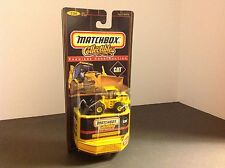***RARE*** Matchbox Premiere Integrated Toolcarrier Construction Truck **VHTF***