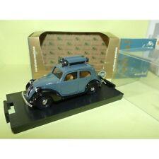 FIAT 508 C BERLINA 1100 1937-1939 Gris Gazogene BRUMM R32 1:43