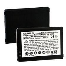 LG K8V Cell Phone Battery Rechargeable Ultra High Capacity (Li-Ion 3.8V 2200mAh)