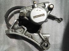 YAMAHA TDM 850 4TX selle de frein arrière + support freins étrier arrière