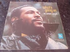 """Marvin Gaye What`s Going On,vinyl 12"""" LP 1971 1st U.K,texture(A-1,B-1)STML 11190"""