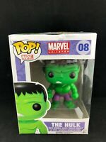Marvel Universe The Hulk # 08 Damaged Box rare Funko Pop Vinyl