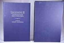 SIGNED (x11) The Legends II Boxed Limited Edition Signed by all Eleven Authors