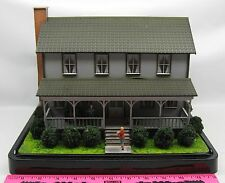 Woodland Scenics / Menards ~ O Gauge Grandpa's House