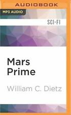 Mars Prime by William C. Dietz (2016, MP3 CD, Unabridged)