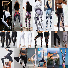 Leggings donna pantaloni rete strappati elasticizzati skinny sexy nuovi