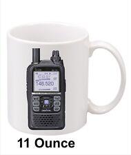 Icom ID-51 HT Amateur Radio Coffee Mug. 11oz. Nice gift for Hams!