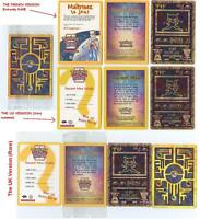 PROMO POKEMON ANCIENT MEW BRILLANT HOLO Scellé