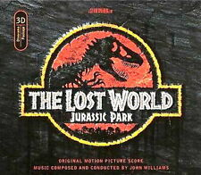 JURASSIC PARK 2 : THE LOST WORLD / John Williams / RARE OST CD NEW