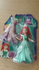Disney Princess Little Kingdom MagiClip Fashion ARIEL Doll Mattel 2012 NEW!!