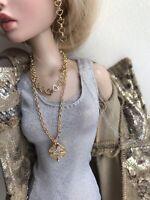 "16"" Fashion Doll Jewelry Set Franklin/ Gene/ Madra/ Violet/ Tonner/ BJD"
