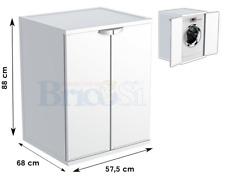 Mobile coprilavatrice in resina da Interno Esterno Copri Lavatrice Asciugatrice